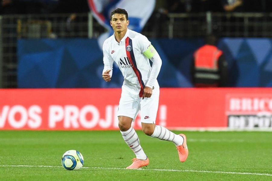 Mercato - Leonardo veut baisser le salaire de Thiago Silva pour une prolongation, selon UOL Esporte