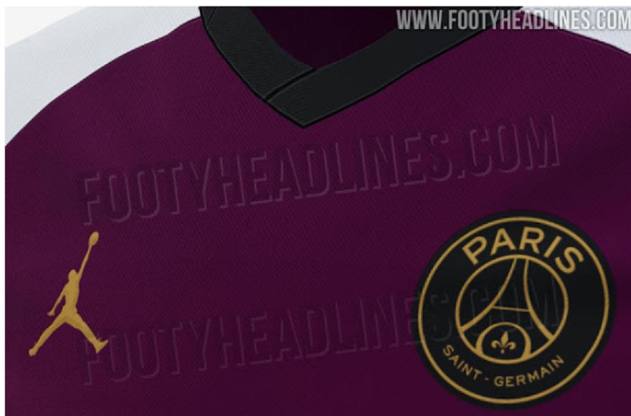 Footy Headlines dévoile le maillot third, d'inspiration Air Jordan, du PSG pour la saison 2020-2021