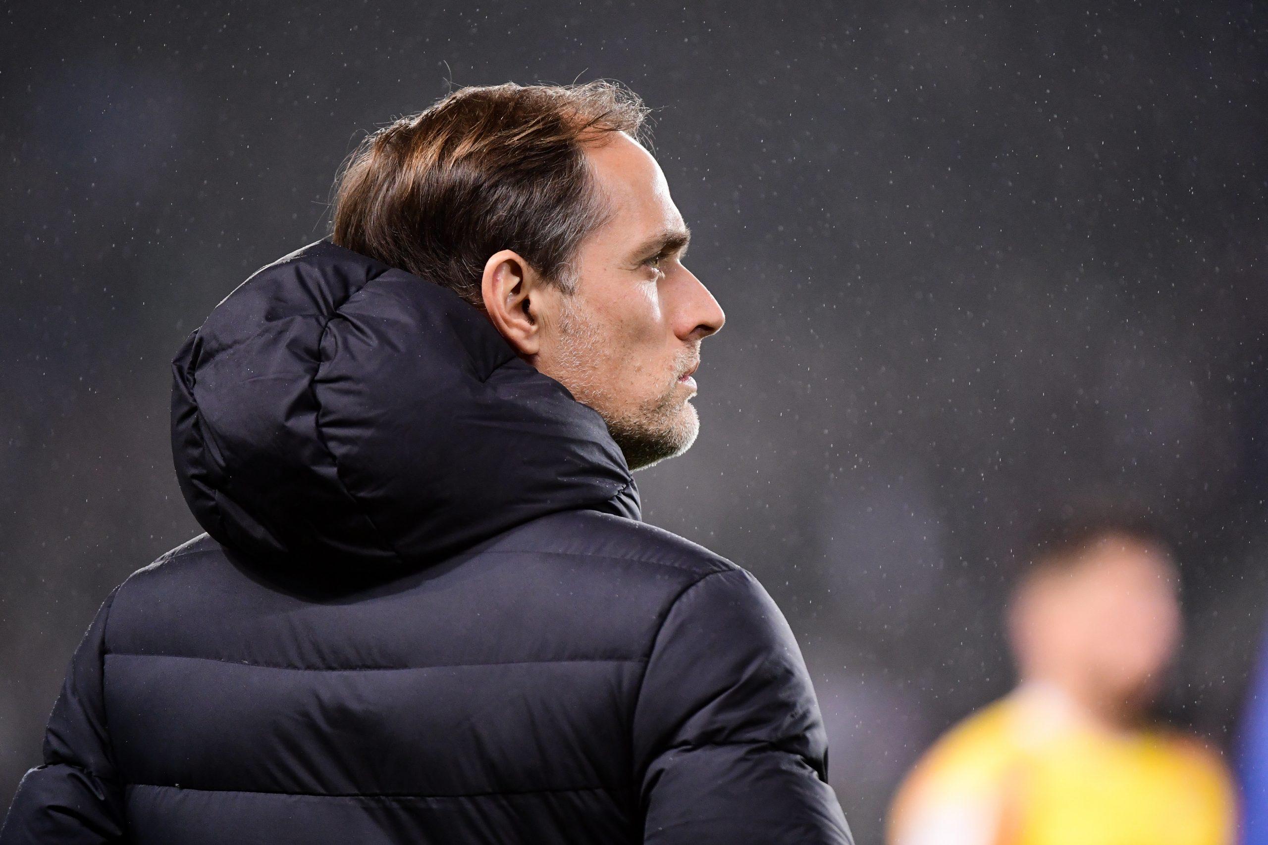 PSG/Dijon - Tuchel revient sur la victoire, le match de Cavani et la place de Marquinhos