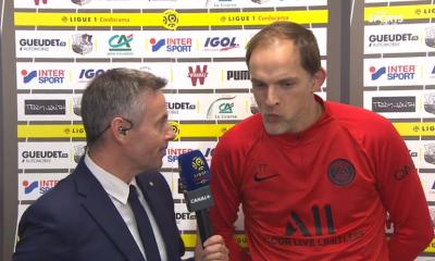 Amiens/PSG - Tuchel évoque le manque de concentration et la présence de Neymar face à Dortmund