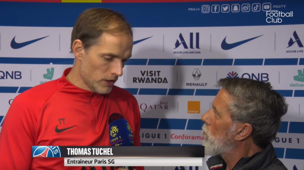 PSG/Bordeaux - Tuchel revient la victoire qui fera du bien à la «confiance» et fait l'éloge de Cavani