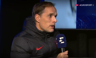 """Dijon/PSG - Tuchel est """"très satisfait"""", fait le point sur le groupe et explique la gestion"""