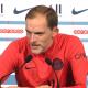 Tuchel s'agace de l'inquiétude des journalistes et évoque le groupe pour affronter Dortmund