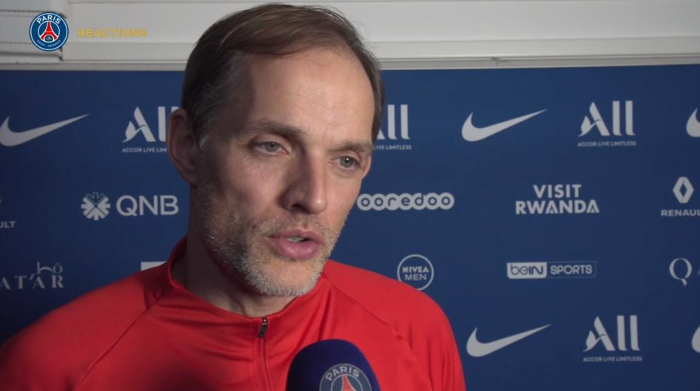 PSG/Bordeaux - Tuchel concède qu'il y a eu du spectacle, mais souligne un «manque d'intensité»