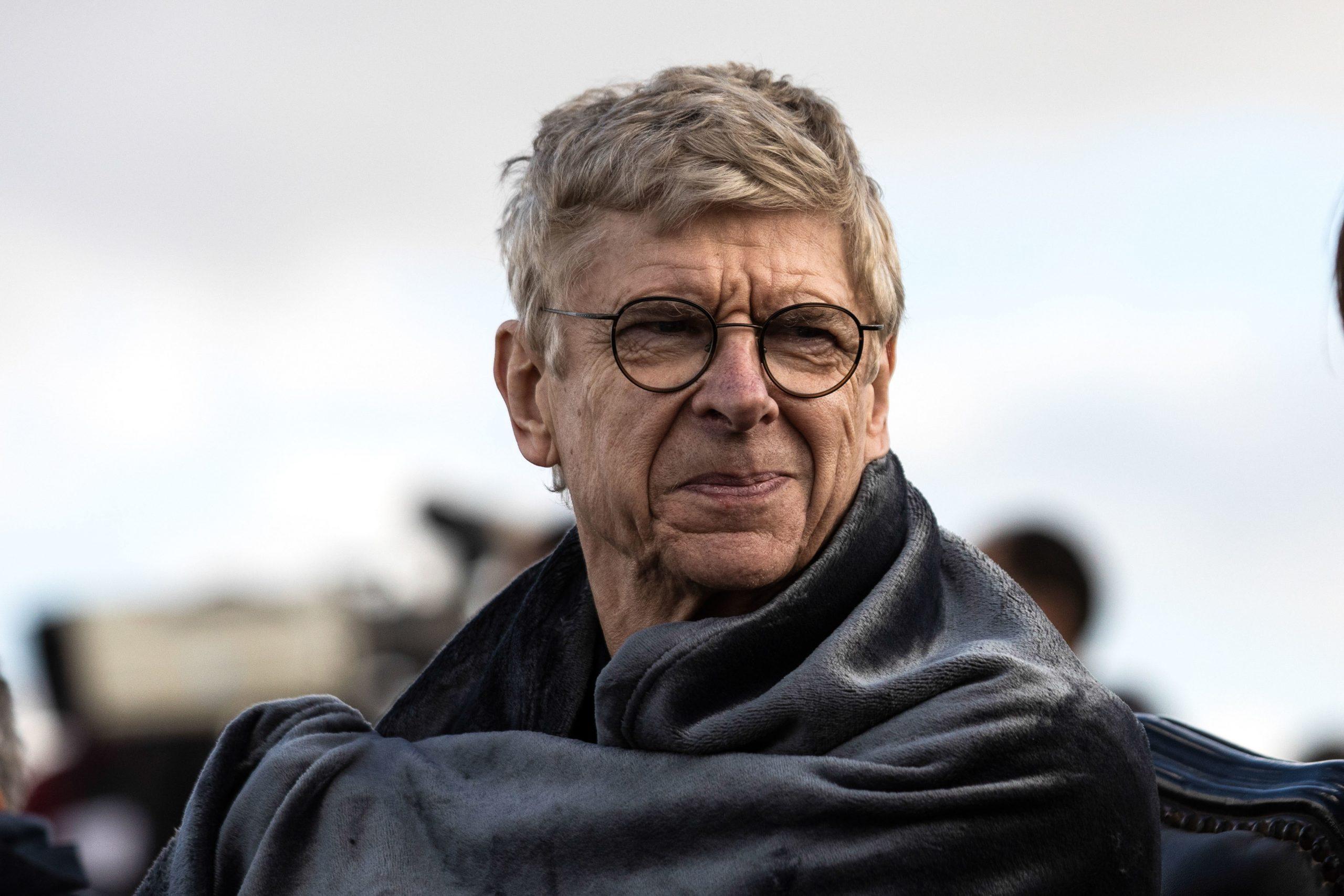 """Wenger s'inquiète pour le football français et ses """"investisseurs qui cherchent à gagner très vite de l'argent"""""""