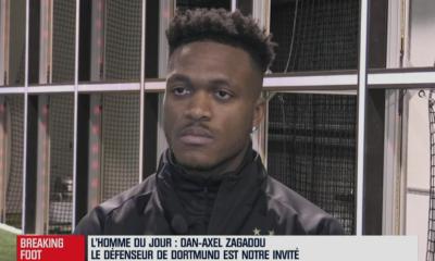Zagadou remercie le PSG, explique son départ et évoque la Ligue des Champions