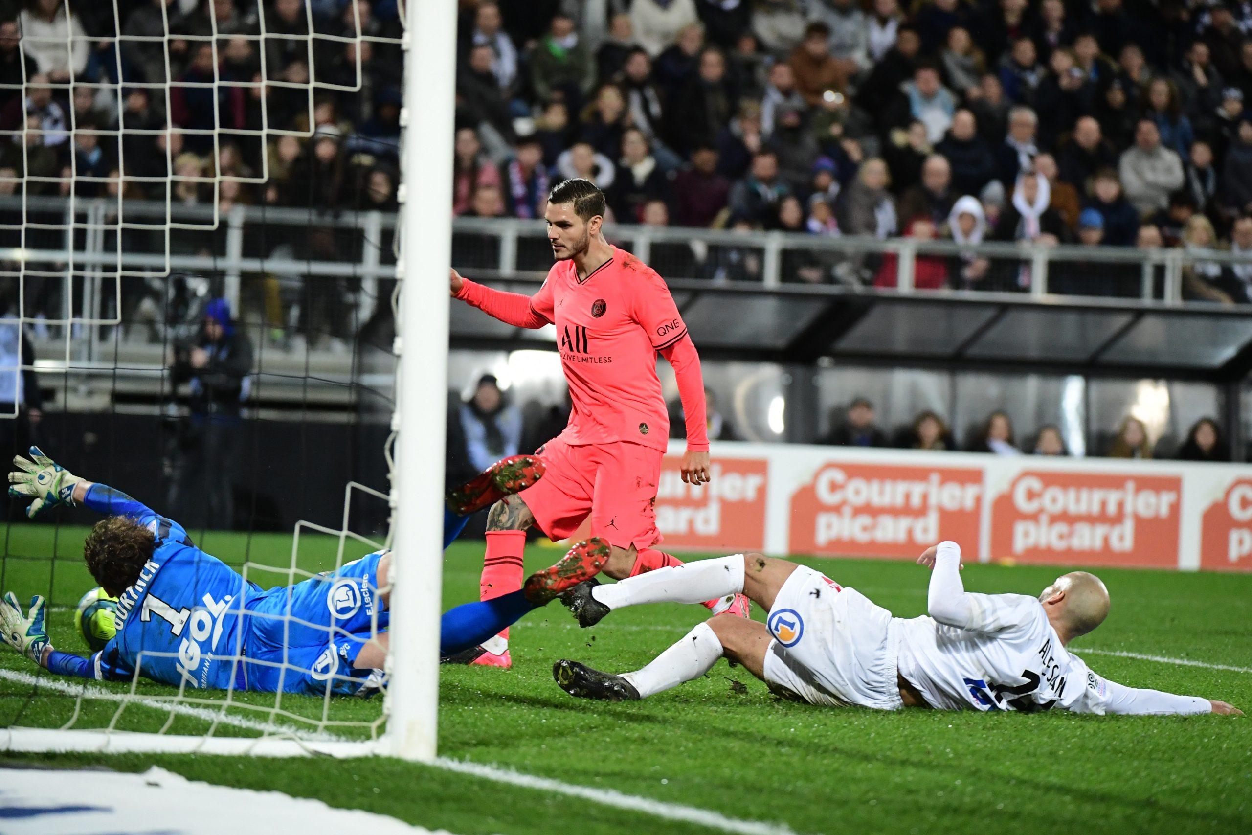 Résumé Amiens/PSG (4-4): La vidéo des buts et des temps forts