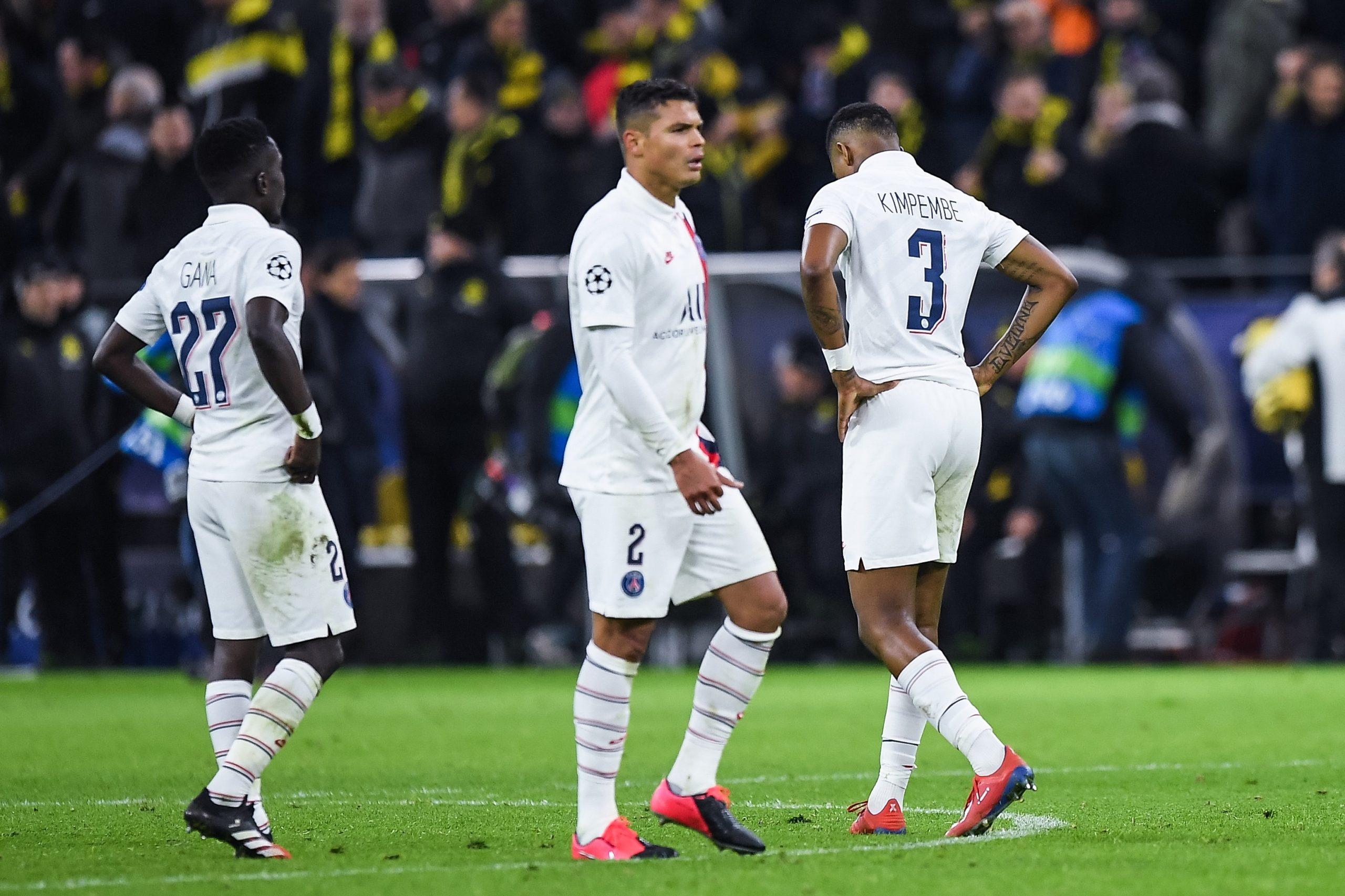 Le PSG est l'équipe qui a le moins couru des premiers 8es de finale de la Ligue des Champions