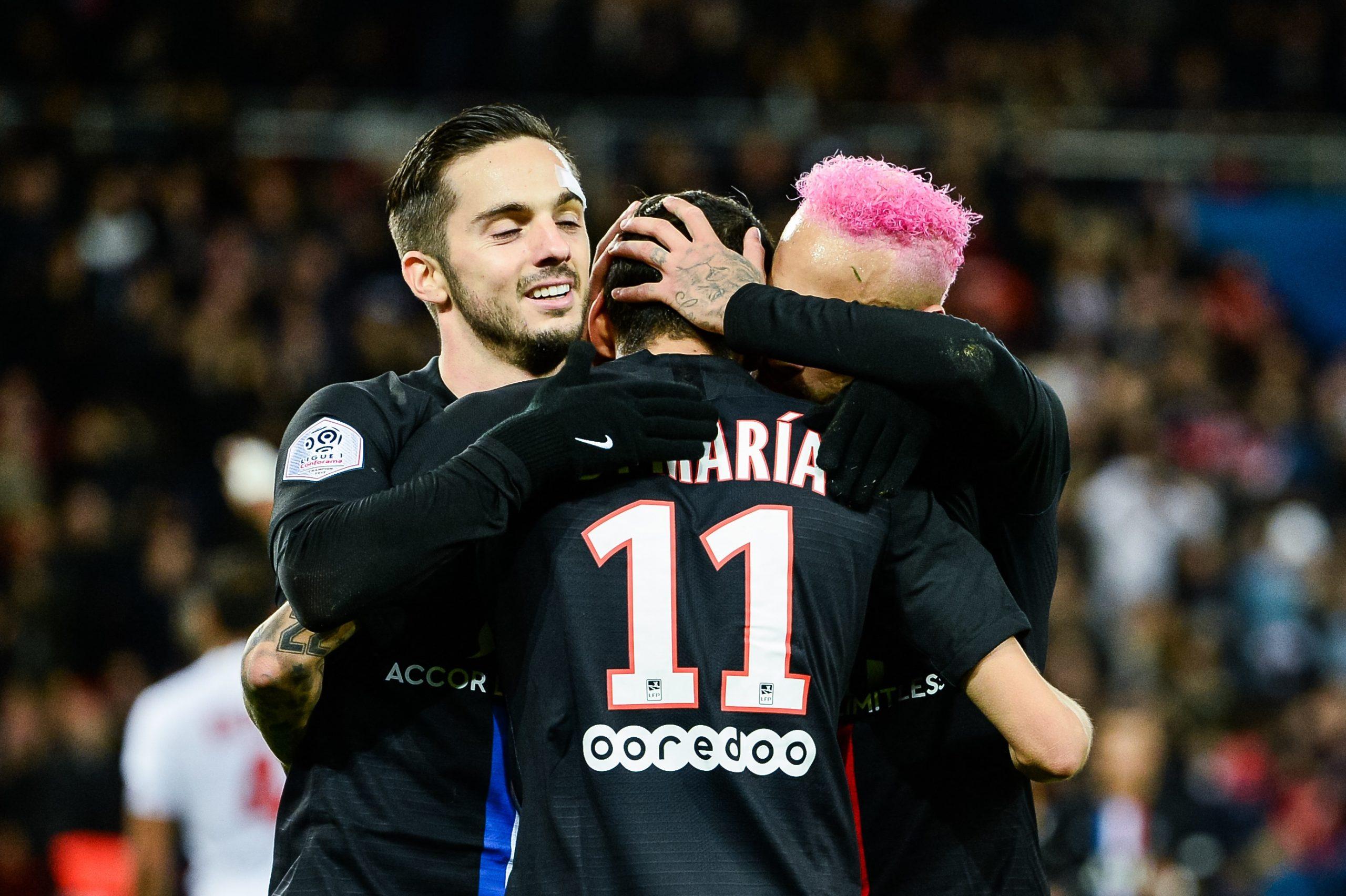 PSG/Montpellier - Les notes des Parisiens dans la presse : Neymar, Sarabia, Di Maria et Kurzawa au top