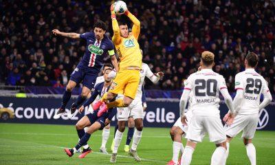 """OL/PSG - Lopes contrarié, est revenu sur la défaite des Lyonnais. """"On n'a pas démérité"""""""
