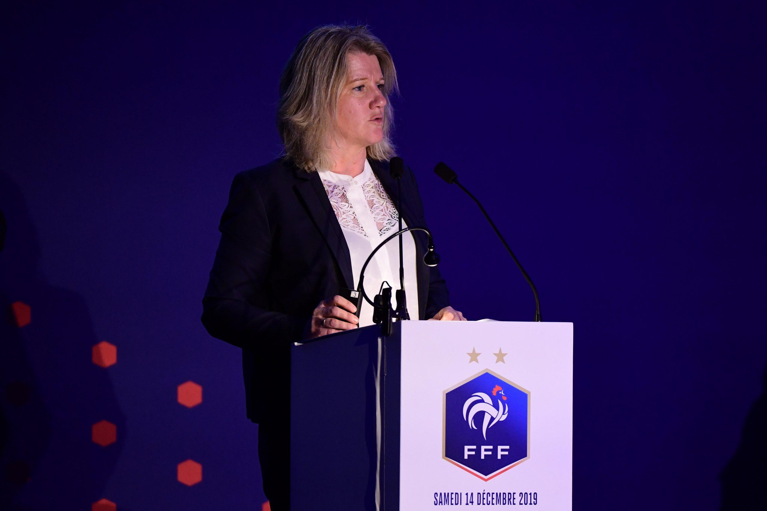 La FFF évoque l'évolution du football féminin et l'impact de l'épidémie du coronavirus