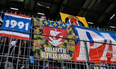 PSG/Dortmund - Le Collectif Ultras Paris va pouvoir placer des banderoles au Parc, selon Le Parisien