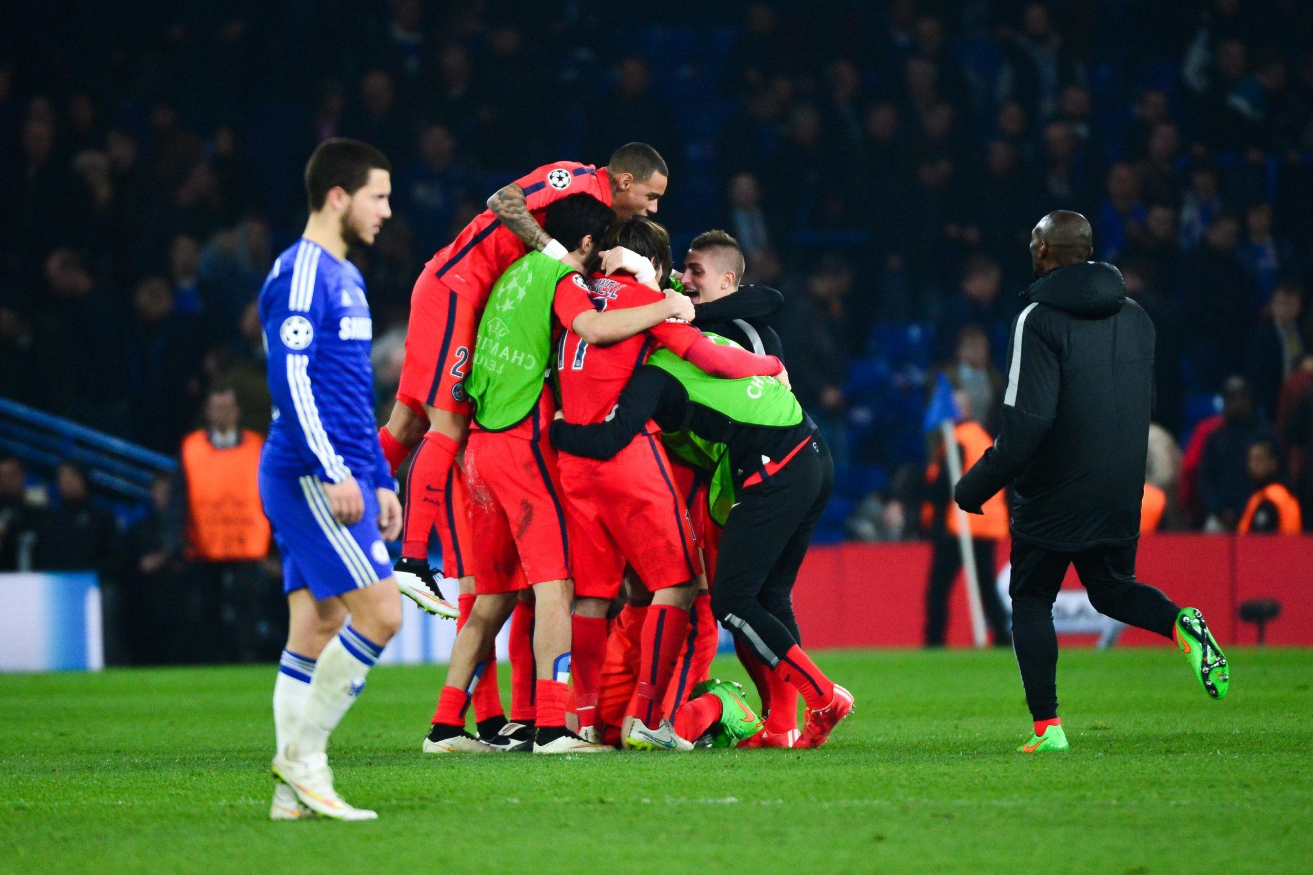 Revivez ce dimanche à 21h le 8e de finale retour de Ligue des Champions 2014-2015 du PSG contre Chelsea