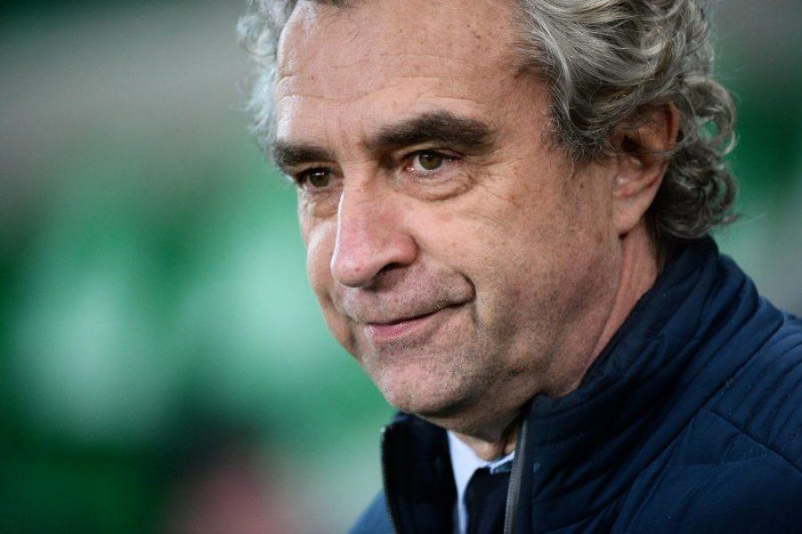 Pour les 50 ans du club, Rocheteau a été invité par le PSG à revenir sur son aventure parisienne