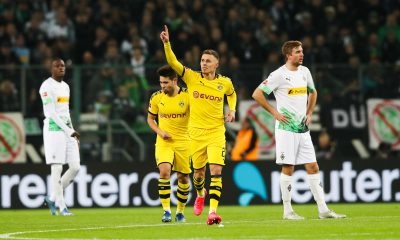 Dortmund s'impose contre le Borussia Mönchengladbach avec de venir à Paris