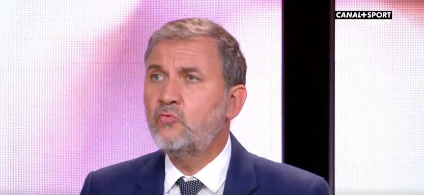La Ligue 1 pourrait ne pas reprendre et se jouer à 22 clubs la saison prochaine, assure Garétier
