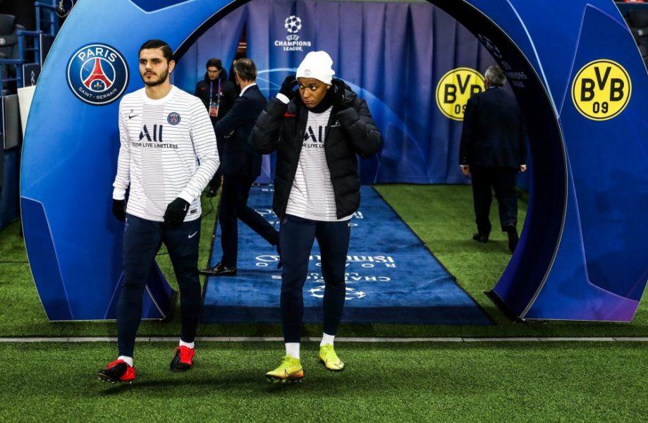 Mercato - Icardi ne veut pas rester au PSG, discussion en cours avec la Juventus selon Schira