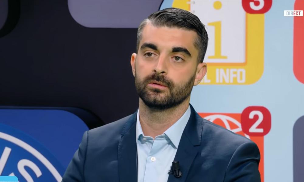 Tanzi raconte le moment unique qu'il a vécu durant PSG  Dortmund
