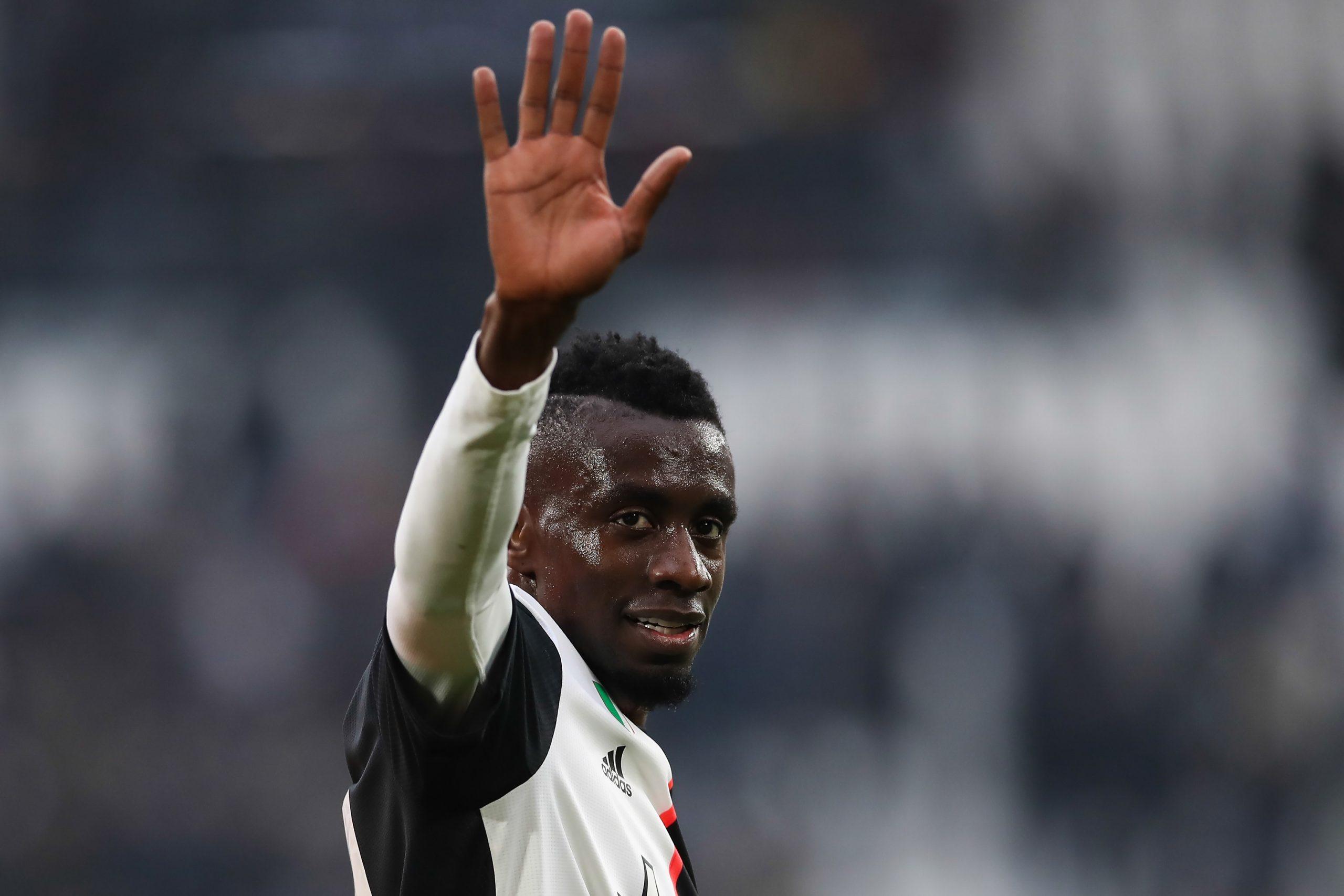 Blaise Matuidi a été testé positif au coronavirus, mais il «va bien» selon la Juventus