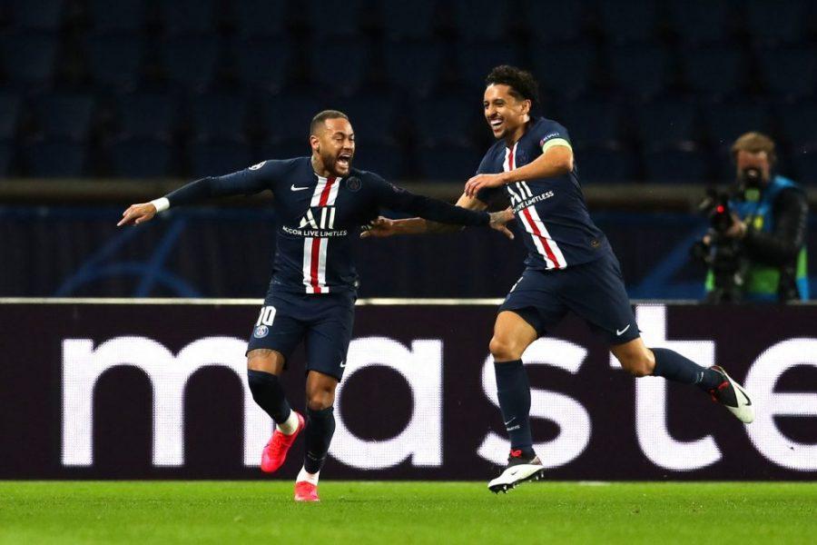 Le frère de Marquinhos milite pour que lui et Neymar restent au PSG
