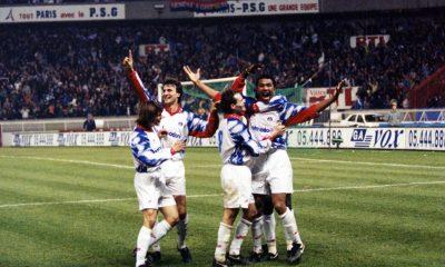 Revivez ce samedi à 21h l'épopée européenne du PSG sur la saison 1992-1993