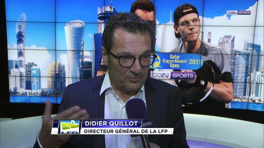 Didier Quillot explique le report tardif de Strasbourg/PSG et évoque la suite