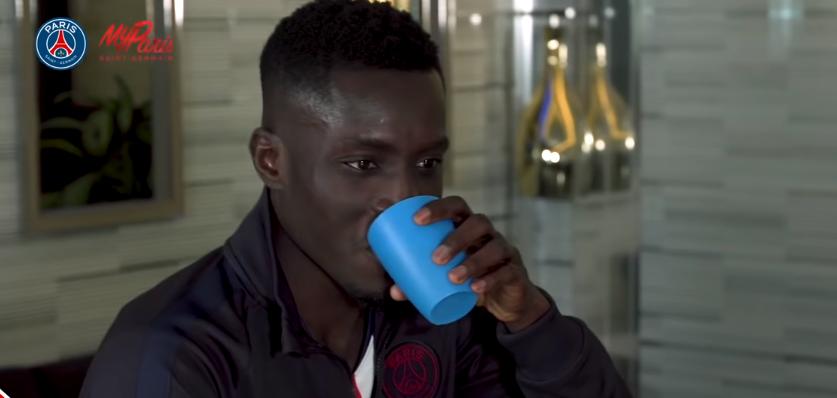 Les images du PSG ce samedi : CUP Solidarité et jeu avec Gueye
