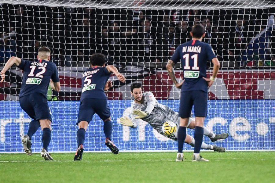 Mercato - Le PSG ne compte plus garder Sergio Rico d'après Estadio Deportivo