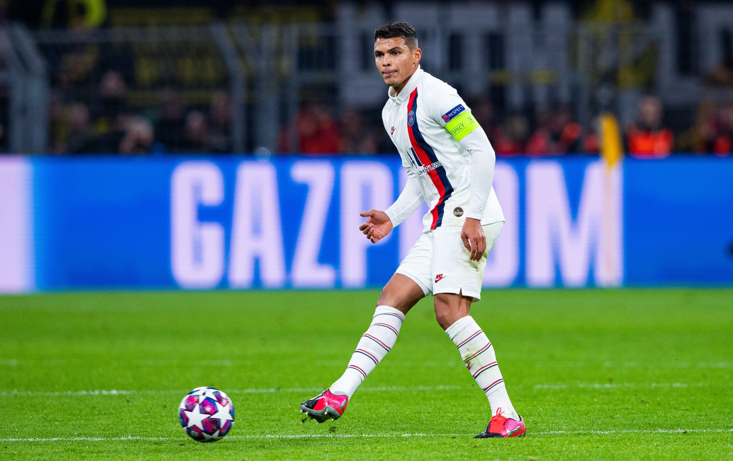 Thiago Silva dans le top 5 des défenseurs européens cette saison d'après les statistiques