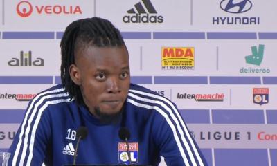 OL/PSG - Bertrand Traoré affiche l'envie d'aller en finale