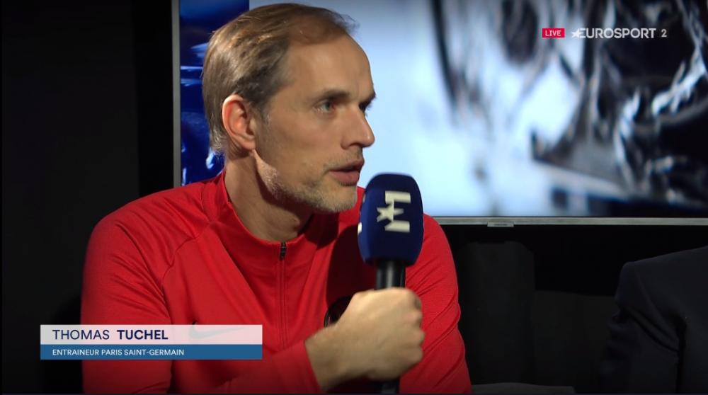 OL/PSG - Tuchel évoque la performance parisienne, les consignes, Neymar, l'équipe et Mbappé