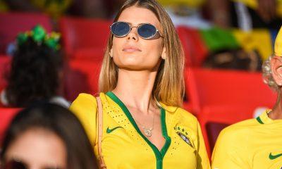La femme de Marquinhos, Carol Cabrino, explique pourquoi ils ne sont pas rentrés au Brésil