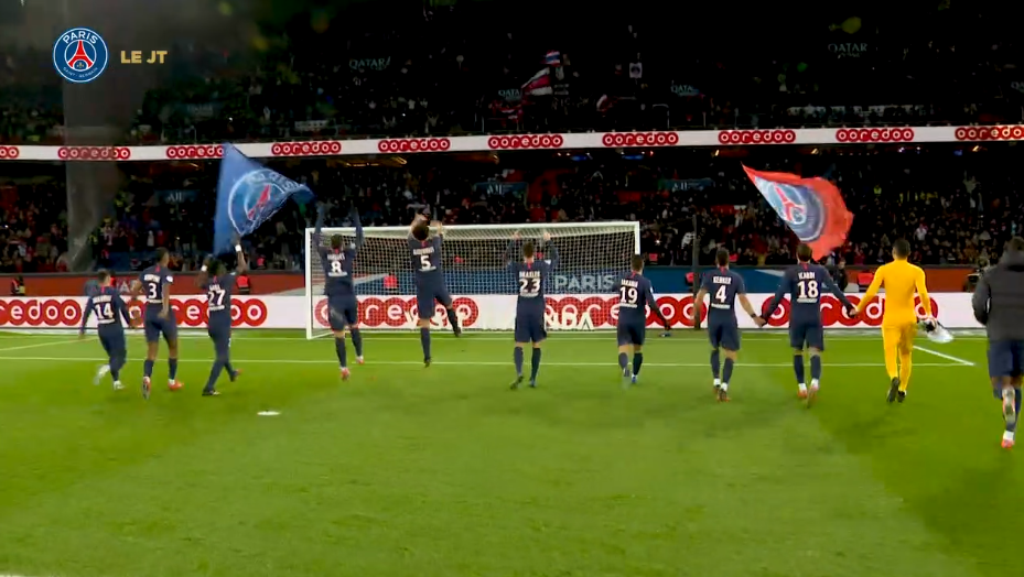Les images du PSG ce lundi : victoire contre Dijon et Thiago Motta à l'Academy au Qatar