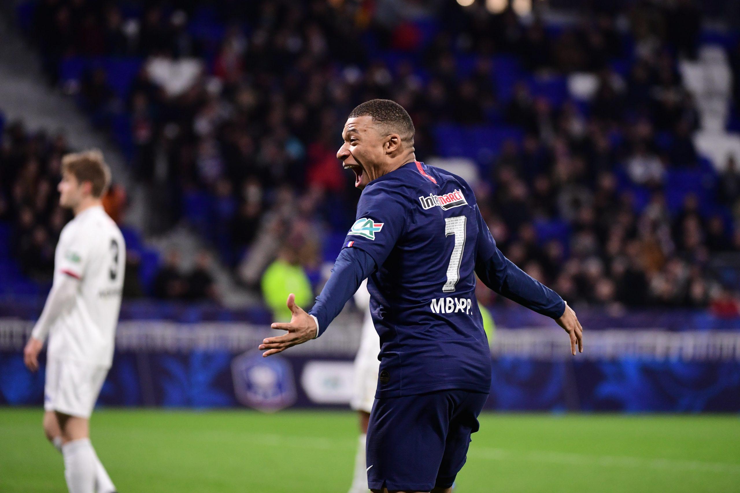 OL/PSG - Les notes des Parisiens dans la presse : Mbappé largement homme du match