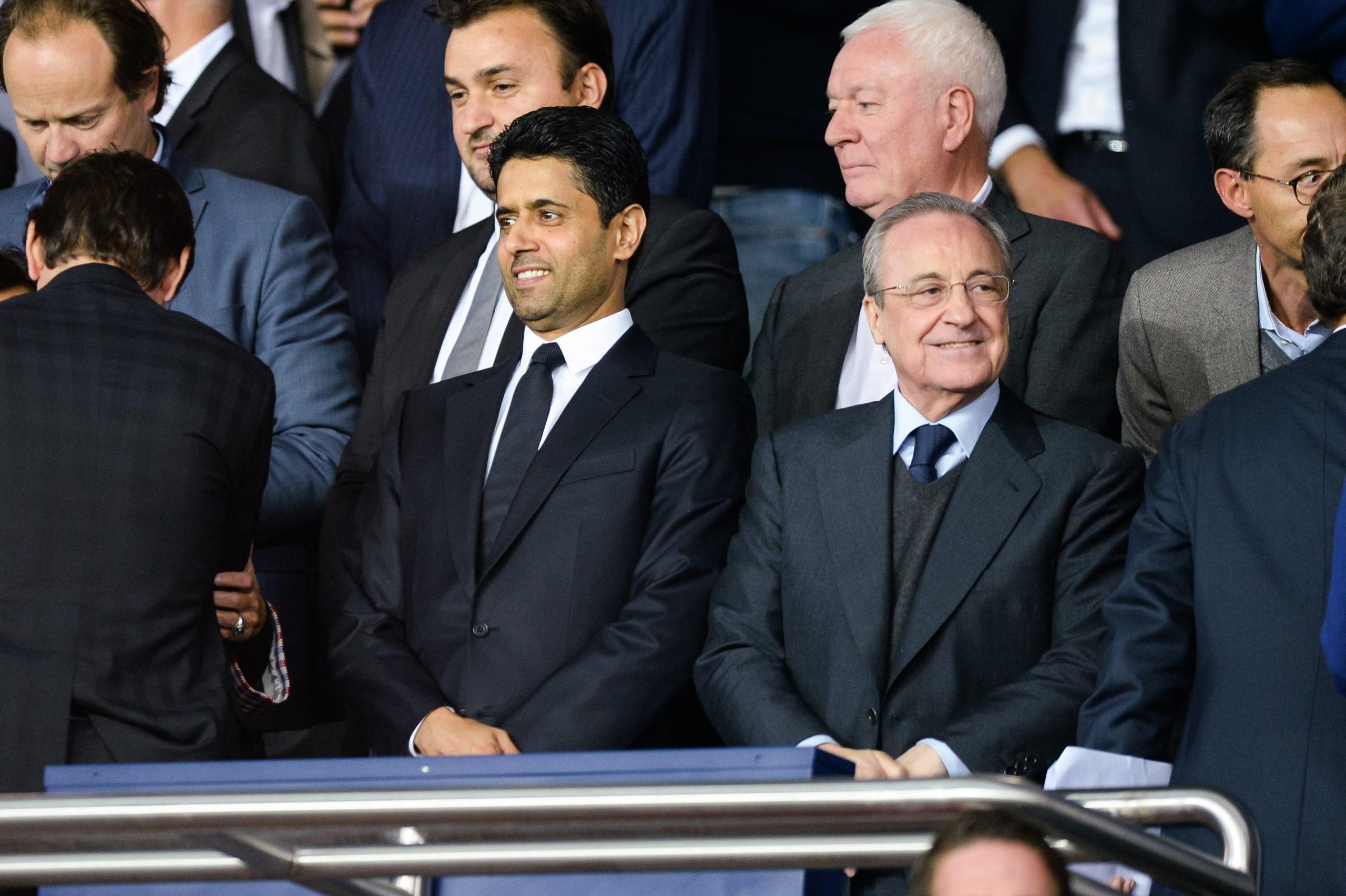 """Al-Khelaïfi évoque """"l'effort"""" qu'il attend des joueurs du PSG et donne une leçon au football français"""