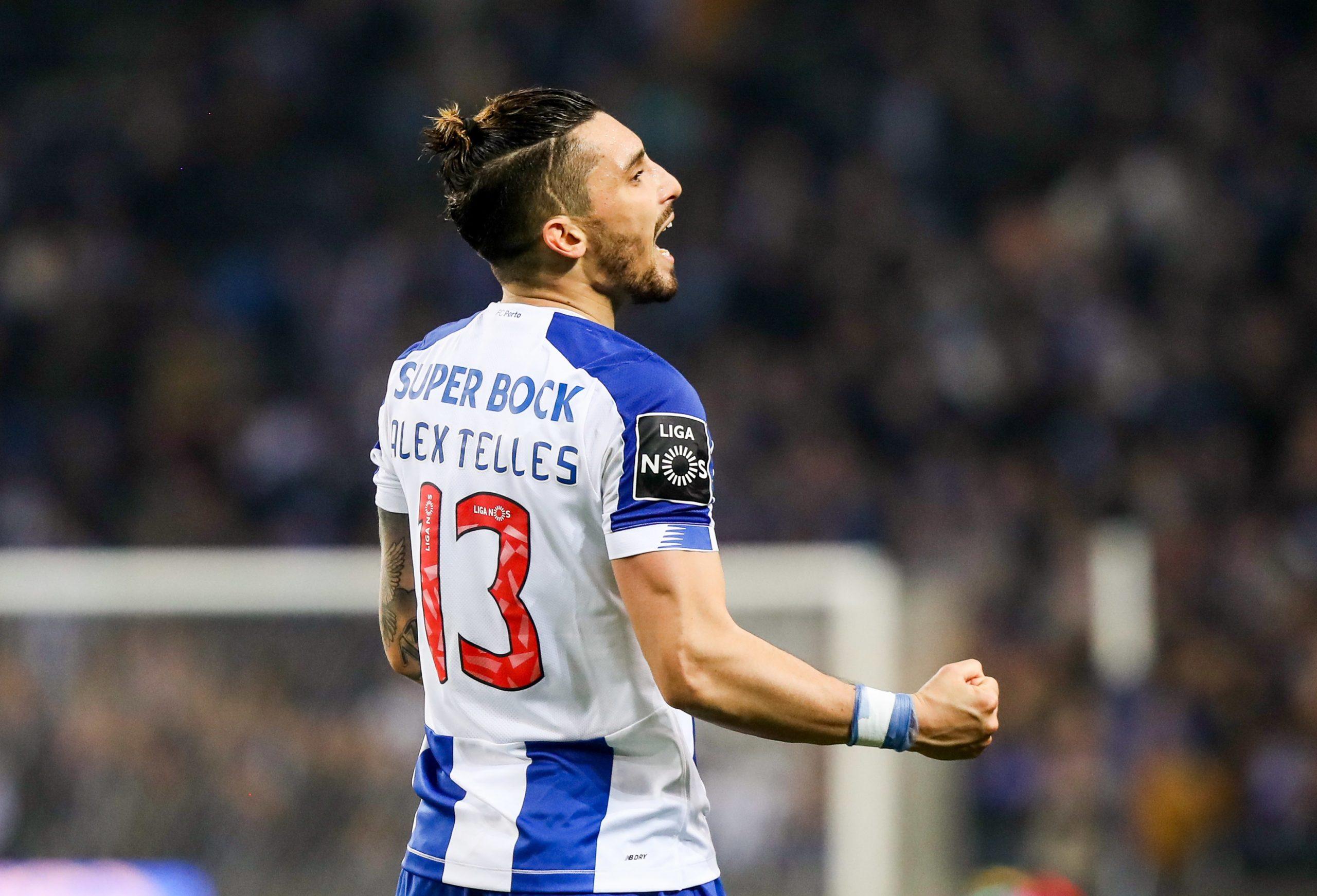 Mercato - Alex Telles, le PSG va faire une offre dans les prochains jours d'après A Bola