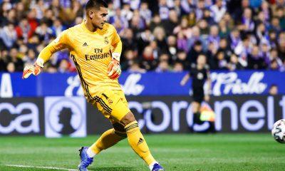 Mercato - Le Real Madrid va garder Lunin plutôt qu'Areola, explique AS