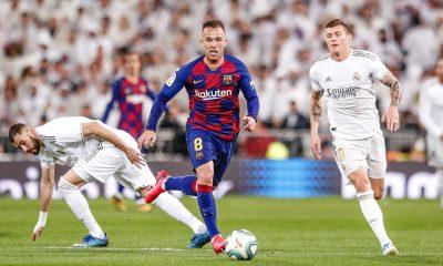 Mercato - Le PSG cité parmi les clubs intéressés par Arthur