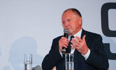 """Aulas évoque les """"doutes"""" à propos de la fin de la saison 2019-2020"""