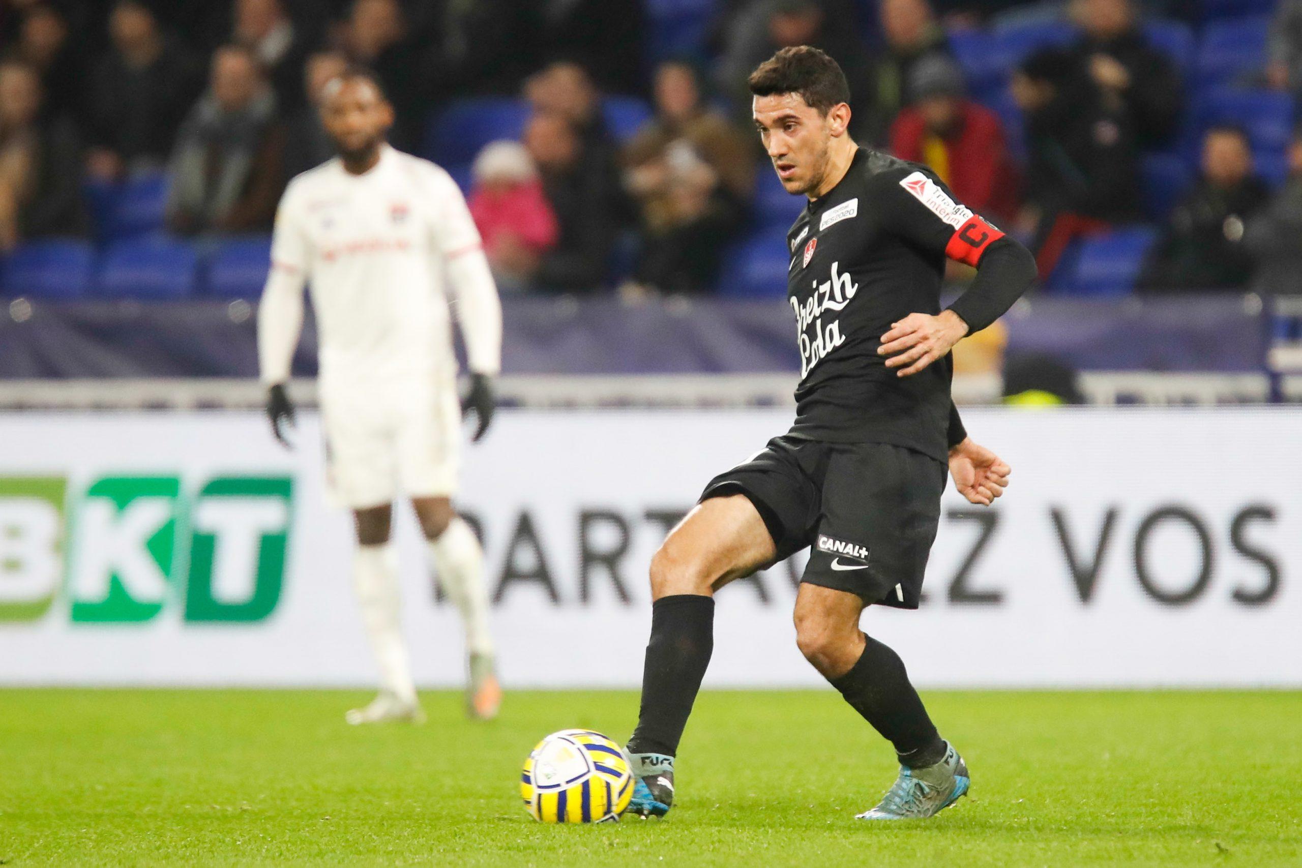 """Ligue 1 - Belaud, capitaine de Brest, est clair """"On préfère rester trois mois chez nous et ne prendre aucun risque"""""""