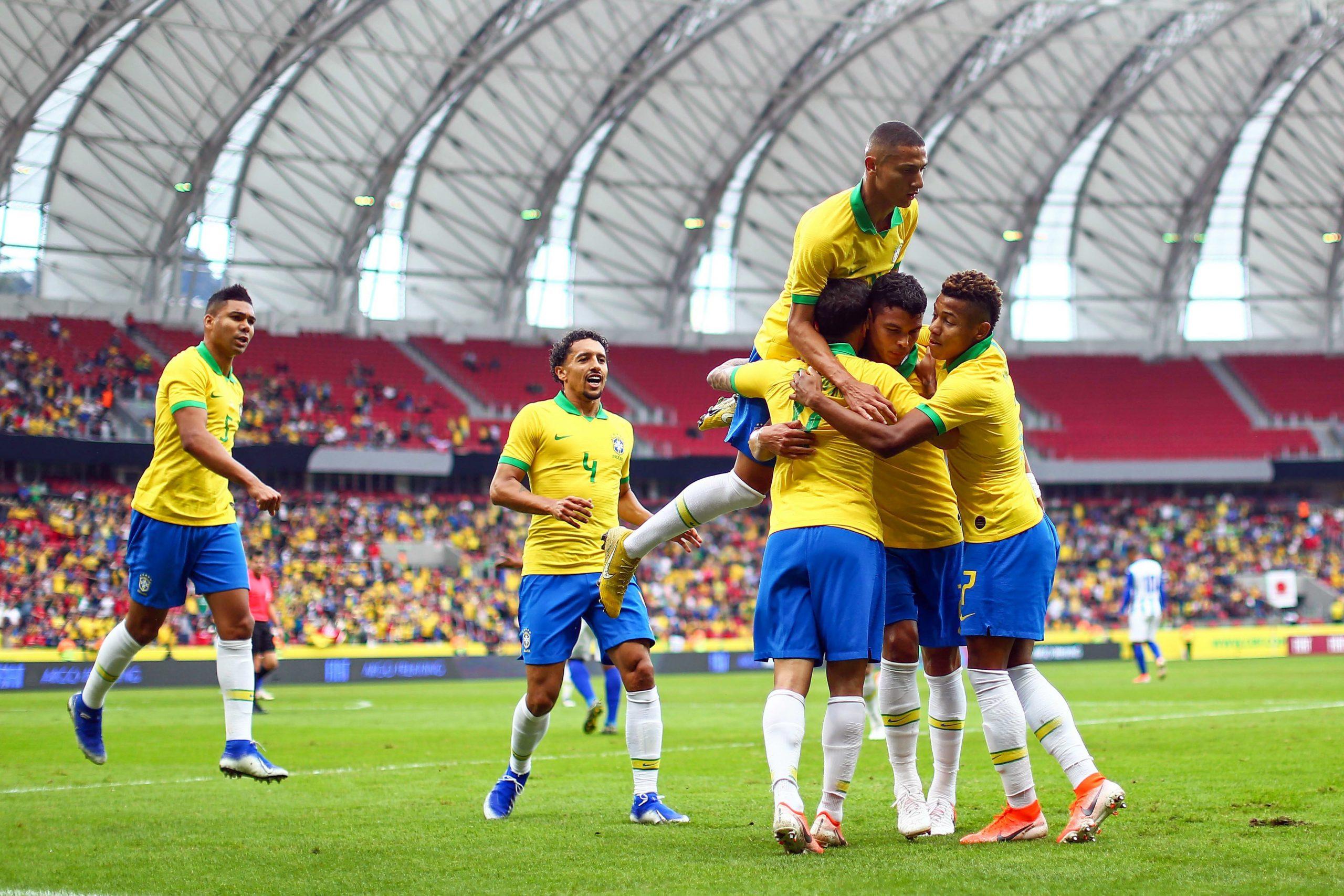 Neymar, Thiago Silva et Marquinhos ont participé à un joli don de la Seleçao face au coronavirus