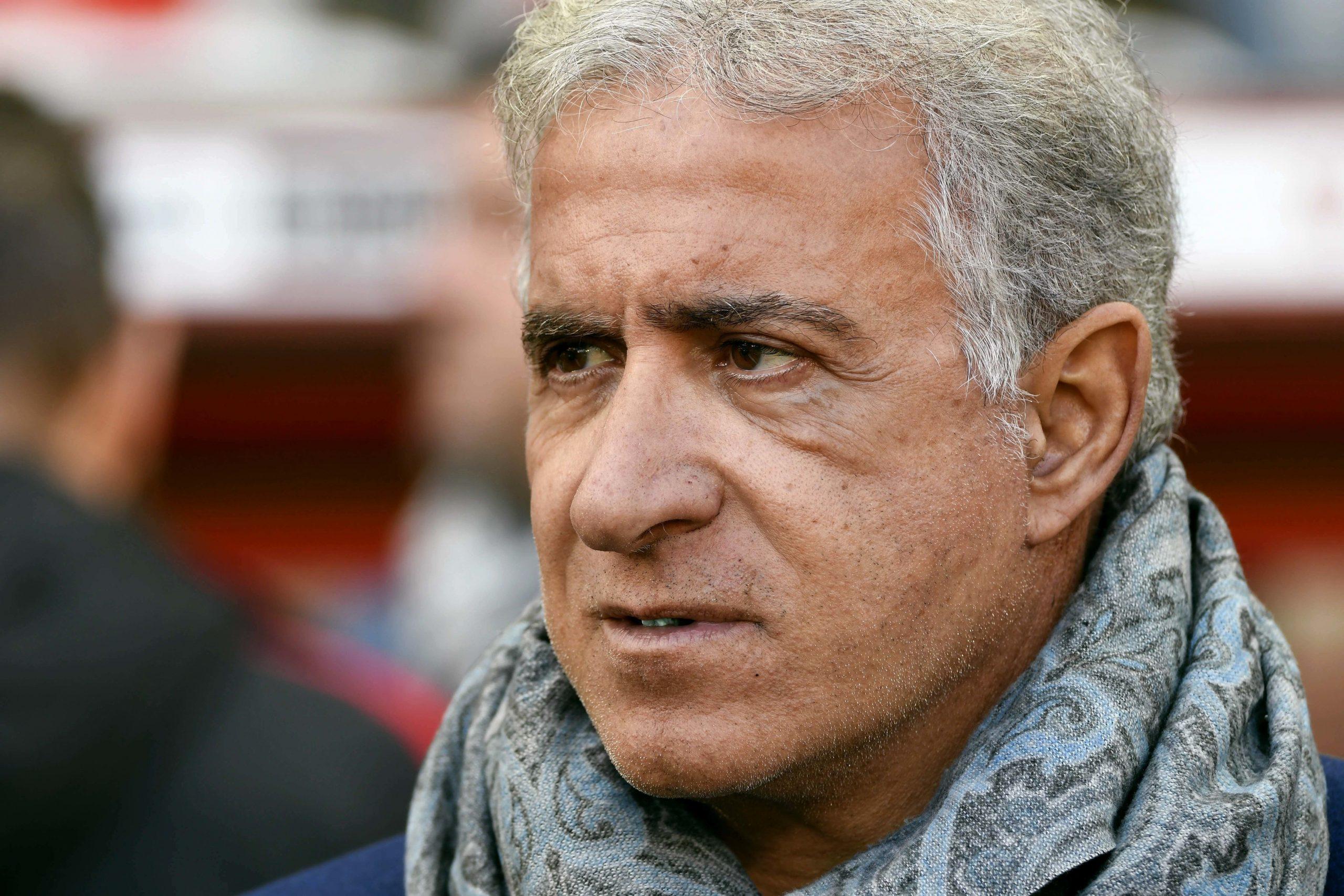 Bernard Caïazzo évoque la recherche de solutions pour la Ligue 1 et l'implication de Nasser Al-Khelaïfi