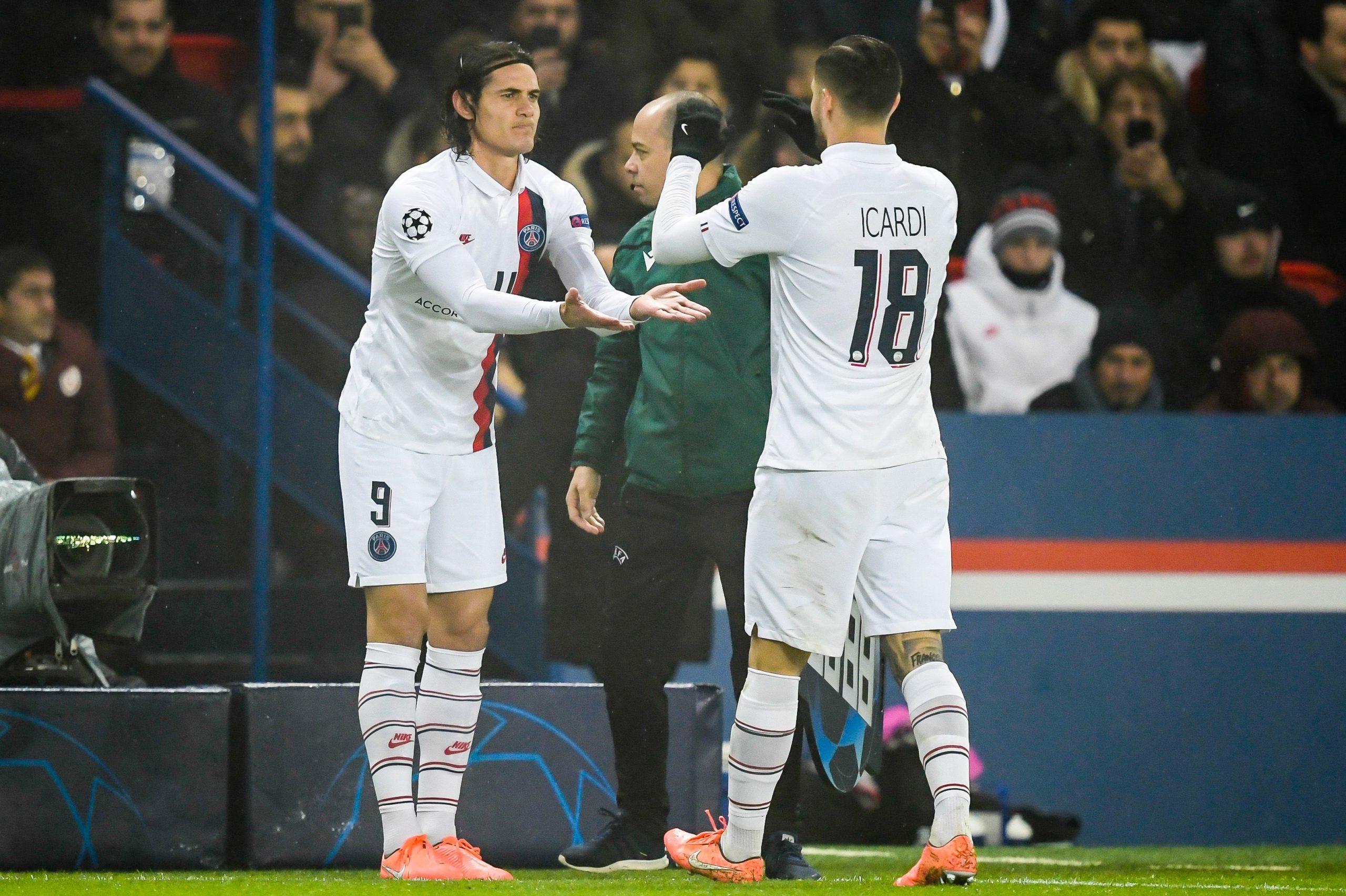 Larqué conseille à Cavani de partir et au PSG de ne pas garder Icardi