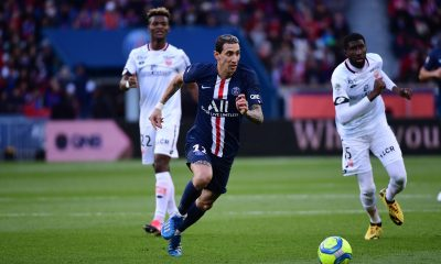 Sondage - Le PSG doit-il garder Di Maria à la fin de la saison ?