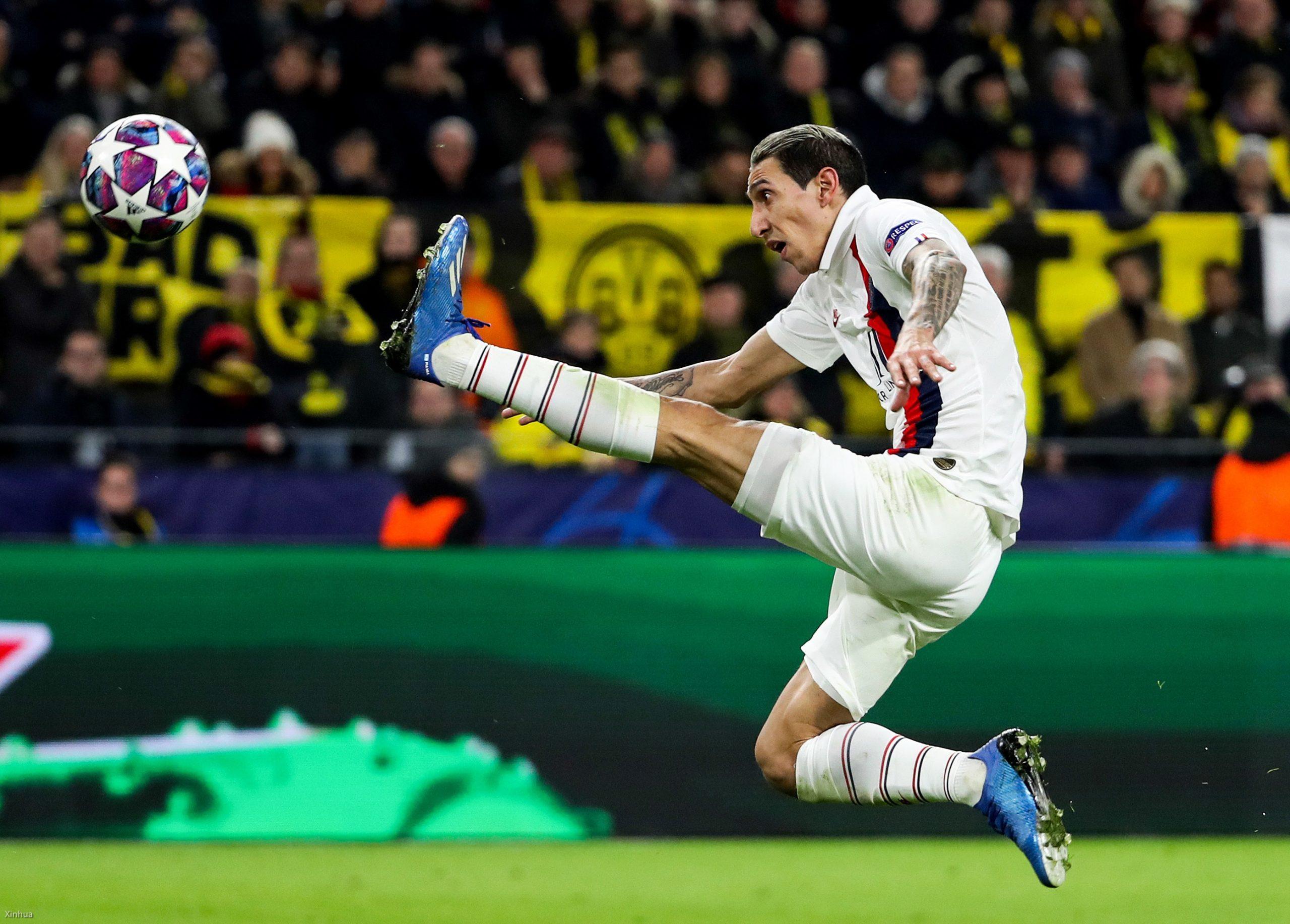 Di Maria évoque les ambitions du PSG et l'espoir de gagner la Ligue des Champions «avant de partir»
