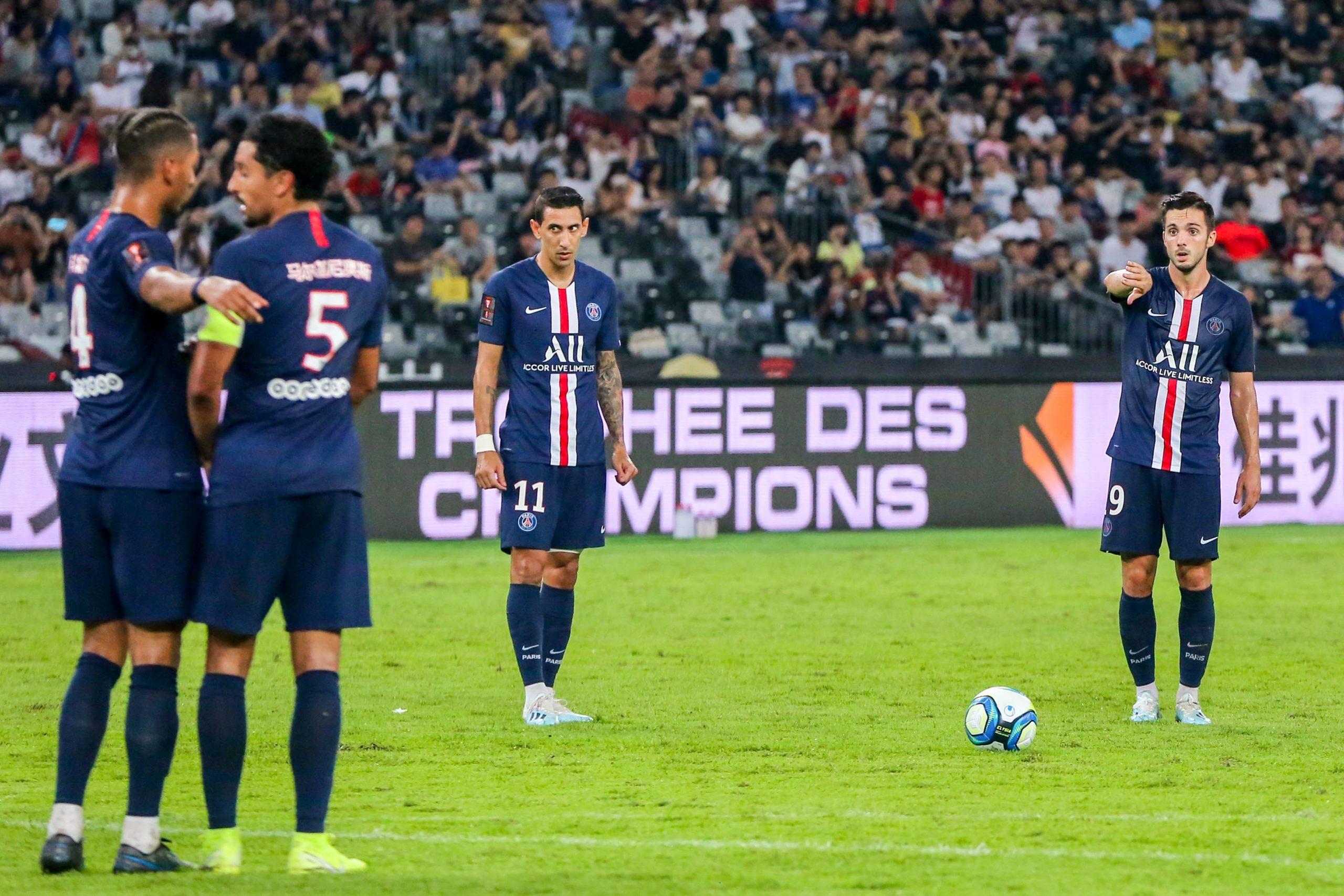 Le plus beau but du PSG cette saison, les 3 premiers matchs : le coup-franc de Di Maria contre Rennes s'impose