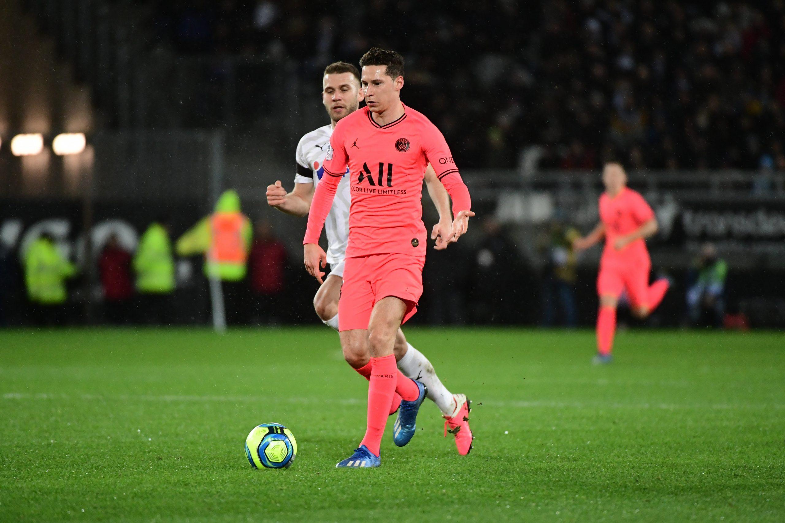 Mercato - Arsenal et le Hertha Berlin intéressés par Draxler, selon Foot Mercato