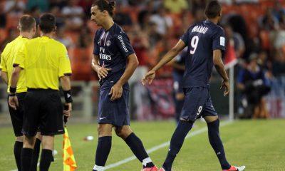 """Hoarau désigne Zlatan Ibrahimovic comme joueur le plus impressionnant qu'il a connu """"c'est une bête"""""""