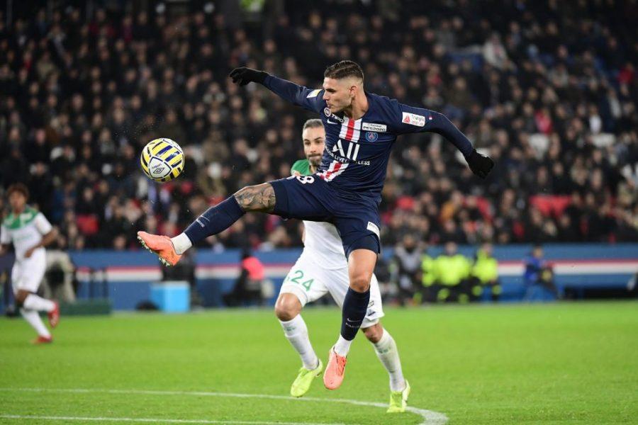 Mercato - Le PSG a décidé de lever l'option d'achat Icardi, annonce le Corriere dello Sport