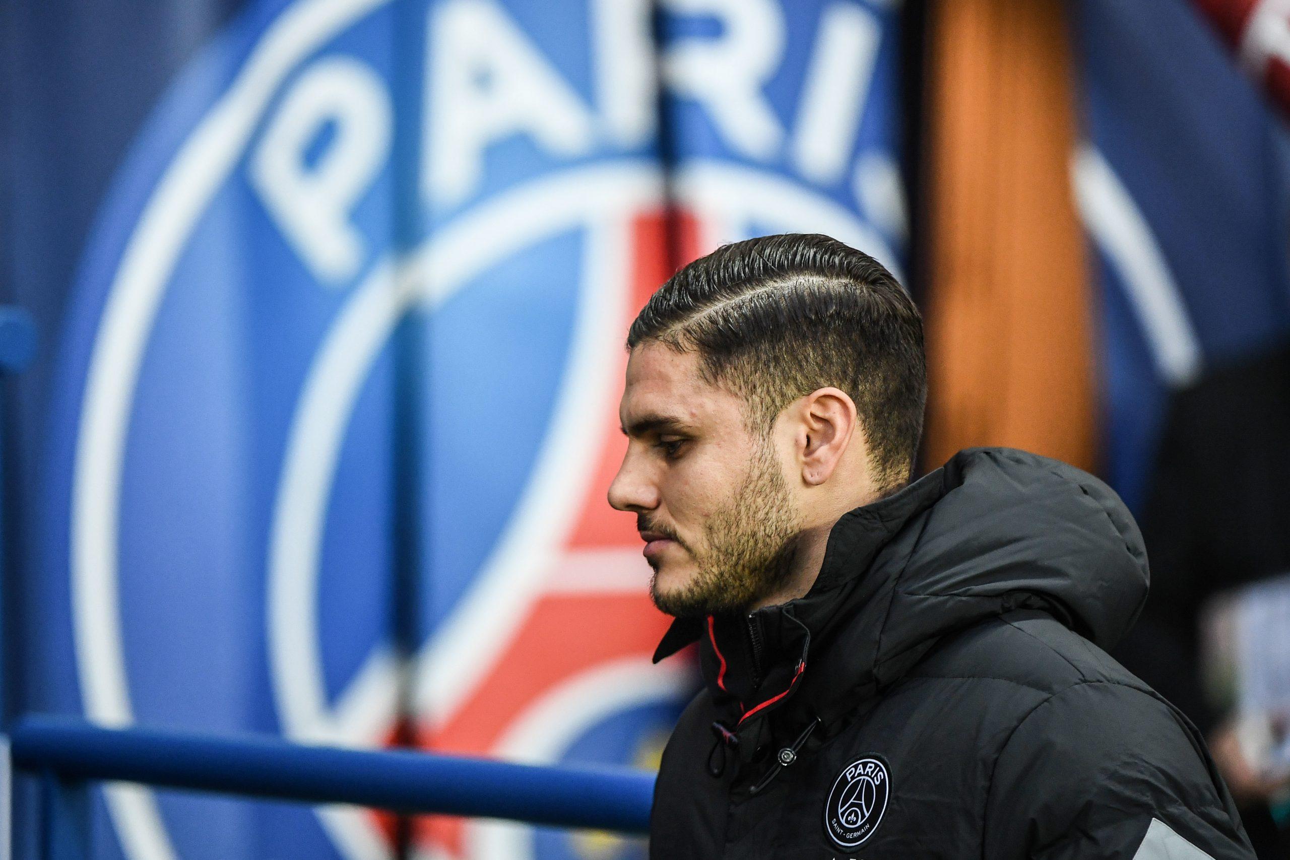Icardi aurait informé Leonardo de son choix — PSG